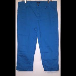 NYDJ Straight Crop 👖 Jeans!!!